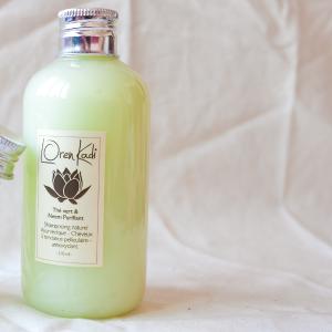 shampooing thé vert 210ml