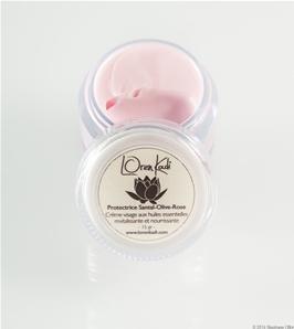 mini creme rose